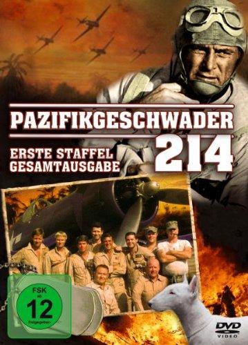 Pazifikgeschwader 214 - Staffel 1 Gesamtausgabe (Folge 1-12) [6 DVDs]