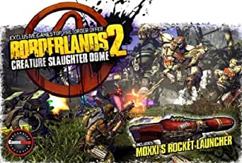 Borderlands 2 : Creature Slaughterdome [Code jeu]