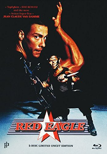 Red Eagle - Uncut - Mediabook (+ DVD) [Blu-ray] [Limited Edition]