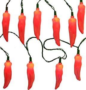 Chilli pepper lights uk
