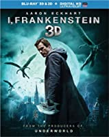 I Frankenstein (3D) [Blu-ray] by Lionsgate Home Entertainment
