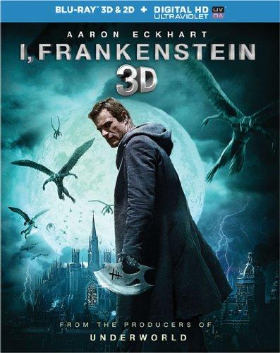 I Frankenstein (3D) [Blu-ray] - Kevin Grevioux