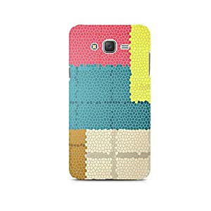 TAZindia Printed Hard Back Case Cover For Samsung Galaxy J1 2016