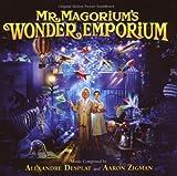 Mr. Magorium's Wonder Emporium Alexandre Desplat