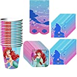 Little Mermaid Party Kit for 16 Guests