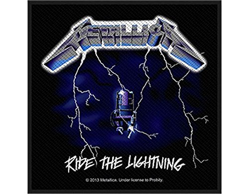 Metallica - Ride the Lightning - Toppa/Patch