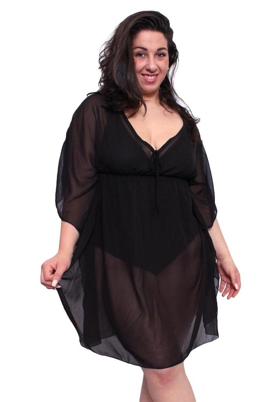 Swimwear For Plus Size Women Women's Plus Size Chiffon