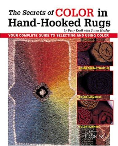 Secrets of Color Handhooked Rug