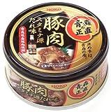 青森の正直 豚肉スタミナ源たれ味 100g×3缶