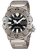 [セイコー]SEIKO ブラックモンスター 腕時計 メンズ 自動巻き ダイバー SKX779K [逆輸入]