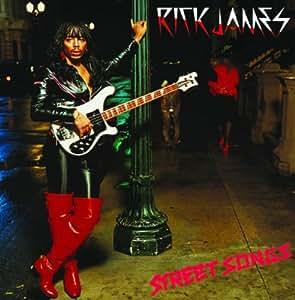 Rick James Street Songs Vinyl Amazon Com Music