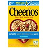 Cheerios Cereal, 14.0 OZ (6 Pack)