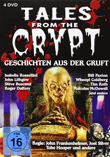 Tales From The Crypt - Geschichten aus der Gruft - 4 DVD Box