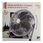 "Chrome Air Circulation 12"" / 30cm 55W..."