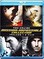 Mission: impossible - Collection [Blu-ray] [Import italien]