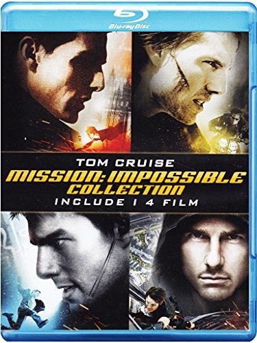 Mission Impossible   La Quadrilogia 4 Blu Ray PDF