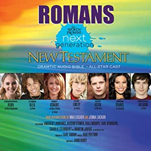 (29) Romans, The Word of Promise Next Generation Audio Bible: ICB   [Various Artists]