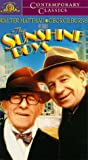 The Sunshine Boys [VHS]