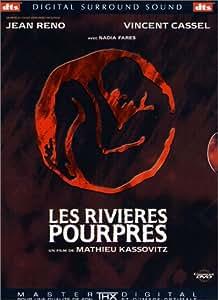 Les Rivières pourpres - Coffret 2 DVD