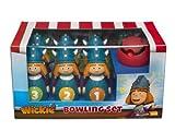 Studio 100 MEVI00000480 - Wickie y los hombres fuertes: Bowling Set