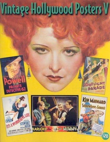 Image for Vintage Hollywood Posters V