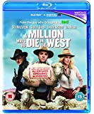 A Million Ways to Die in the West [Blu-ray] [Region Free]