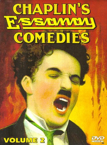 Cover art for  Chaplin's Essanay Comedies, Vol. 02