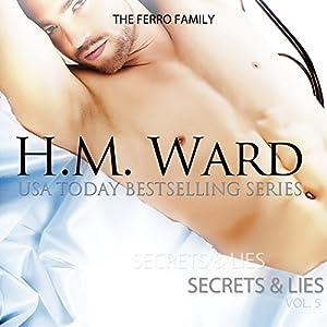 Secrets & Lies, Vol. 5 Audiobook