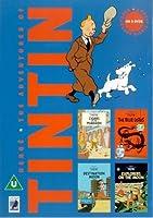 The Adventures Of Tintin - Vol. 1 [DVD] [1990]