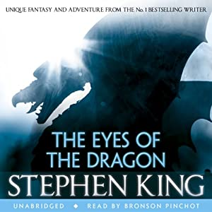 The Eyes of the Dragon Audiobook
