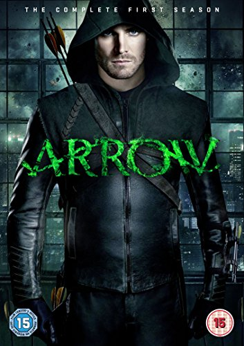 Arrow-STANDARD-EDITION-Import-anglais