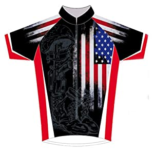 83 SportsWear Fallen Warrior Jersey - Mens by 83 Sportswear