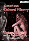 echange, troc American Cultural History Vintage Erotica [Import USA Zone 1]