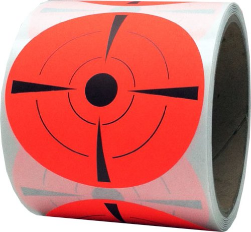 1000 Inch Target Target Pasters 3 Inch Round