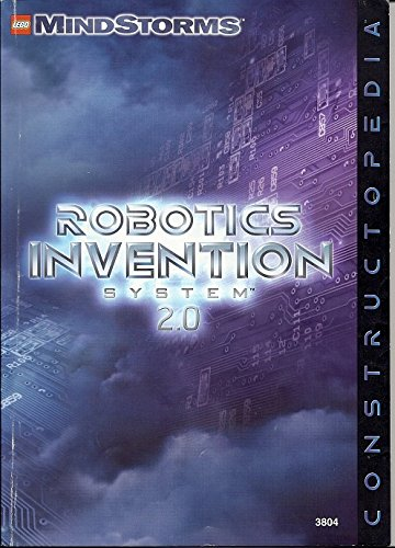 LEGO Mindstorms Robotics Invention System 2.0 (3804) (Lego Mindstorms Robotics compare prices)