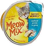 Meow Mix Seafood Entree - 24x2.75oz