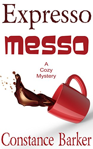 Expresso Messo by Constance Barker ebook deal