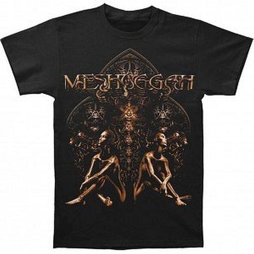 Ill Rock Merch Meshuggah - Koloss Twins T-Shirt (Medium)