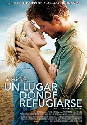 Un Lugar Donde Refugiarse (Blu-Ray) (Import Movie) (European Format - Zone B2) (2013) Julianne Hough; Josh Duh