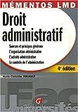 echange, troc Marie-Christine Rouault - Droit administratif