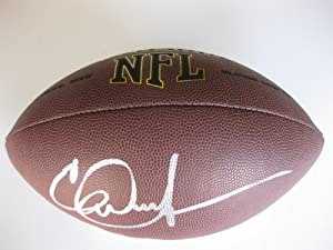 Eric Dickerson, La, Rams, Indianapolis Colts, Hof, Signed, Autographed, NFL Football,... by Coast to Coast Collectibles