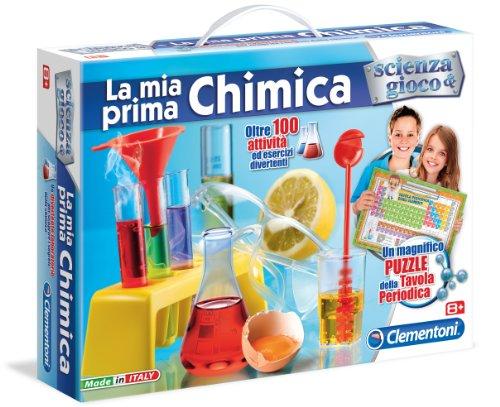 Clementoni - 12800 - La Mia Prima Chimica
