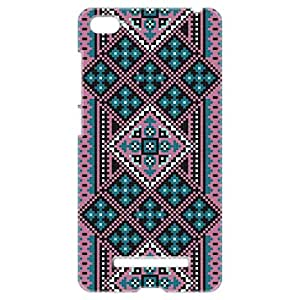 a AND b Designer Printed Mobile Back Cover / Back Case For Xiaomi Mi 4c (XOM_4C_3D_1981)