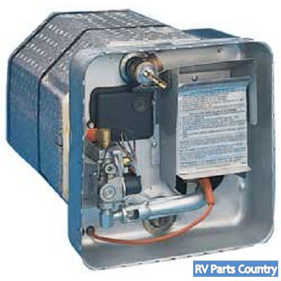 Suburban (5067A) Electronic Ignition Water Heater - 4 Gallon Capacity