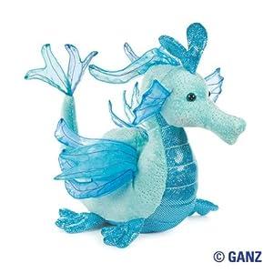 Splash Dragon Plush