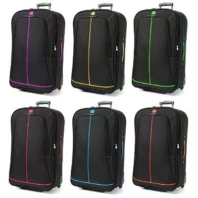 Karabar Set of 3 Super Lightweight Expandable Suitcases