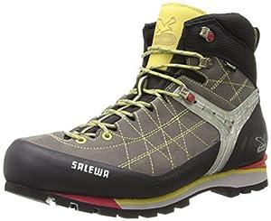Salewa MS RAPACE GTX 00-0000061017 - Botas de senderismo para hombre, color gris, talla 44.5