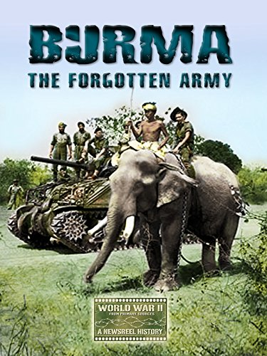 The War in Burma