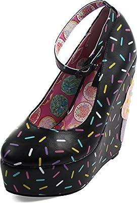 Iron Fist Women's Bakers Dozen Wedge Boot