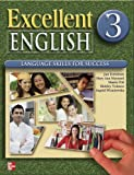 img - for Excellent English 3 Student Book with Audio Highlights CD book / textbook / text book